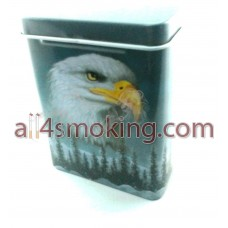 Tabachera tip pachet AMERICAN EAGLE