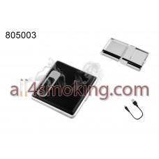 Tabachera cu bricheta USB
