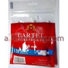 Filtre cartel slim 15 mm( 6  MM  punga)