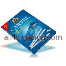 Filtre Cartel extra slim precut  2 in 1