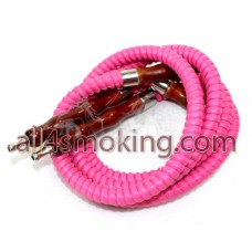 Furtun narghilea roz