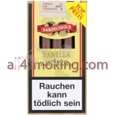 Trabuc Handelsgold vanilie cigarillos
