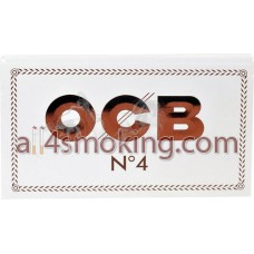 Foite Ocb dublu 100 white
