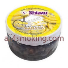 SHIAZO THE ORIGINAL STEAM STONES BANANE 100 GR