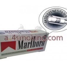Tuburi tigari Marlboro RED cu carbon
