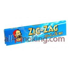Foite ZIG ZAG KS SLIM(albastru)