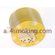 Grinder POKER Yellow
