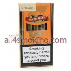 Trabuc Handelsgold peach cigarillos