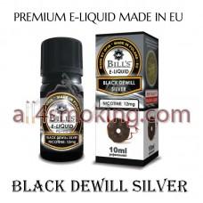 Arome de tigari electronice-black dewill silver