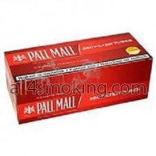 Tuburi tigari Pall Mall rosu