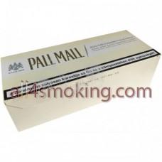 Tuburi tigari PALL MALL WHITE CARBON