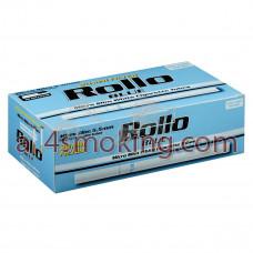 Tuburi tigari Rollo blue micro slim