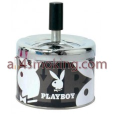 Scrumiera PLAYBOY BLACK