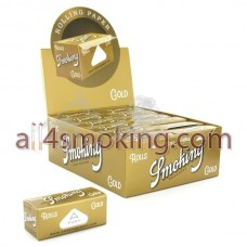 Foite Smoking rola GOLD
