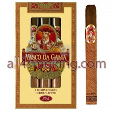 Trabuc Vasco da Gama 2 claro